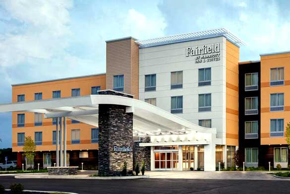 Fairfield Inn and Suites Marysville Ohio