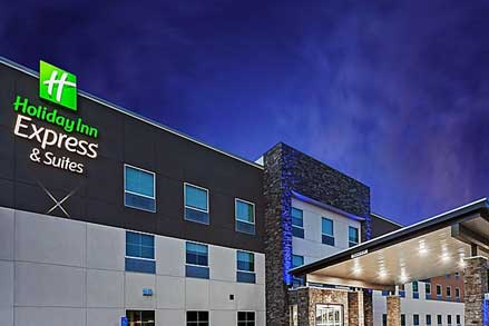 Holiday Inn Express Coffeyville