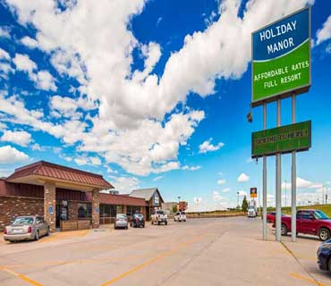 Best Western Sure Stay Holiday Manor Mcpherson Kansas
