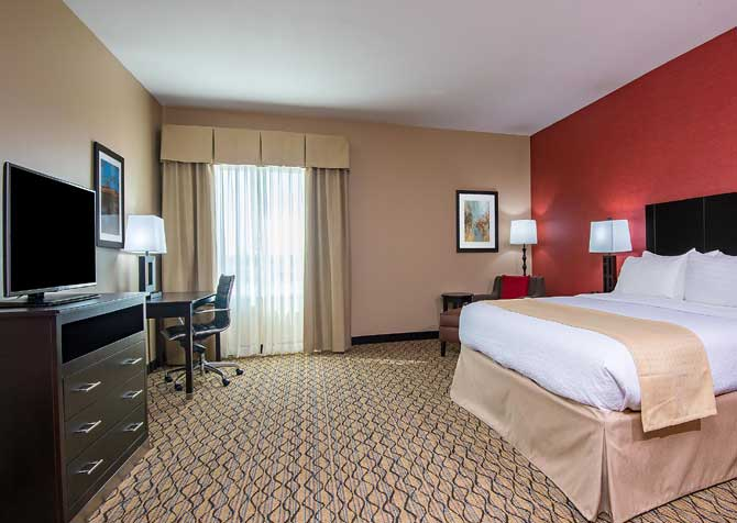 Holiday Inn Salina Kansas